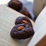 The chewiness of these classic cookies is perfectly complimented by the crunchy almonds. They will not last long in your cookie jar!