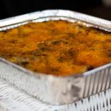Ultra-cheesy lasagne