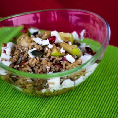 brown-rice-and-apple-salad