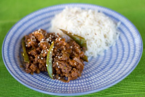 bbq-beef-with-sticky-rice