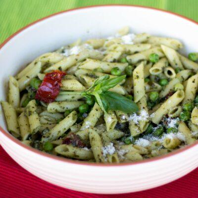 pea-and-pesto-pasta-salad